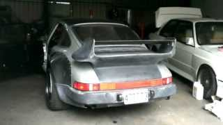 PORSCHE 930 5MT wide body by L.D.S MIT