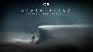 Never Alone #08 - Durch die Bäume fliegen [deutsch] [FullHD]