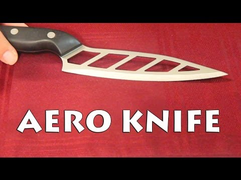Aero Knife - Product Review