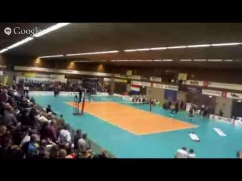 Live CEV-cup Sliedrecht Sport D1 - Haifa Volleyball (Israel)