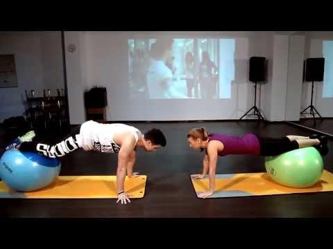 Tips By Neby: Exercitii Pentru Fesieri Si Abdomen video