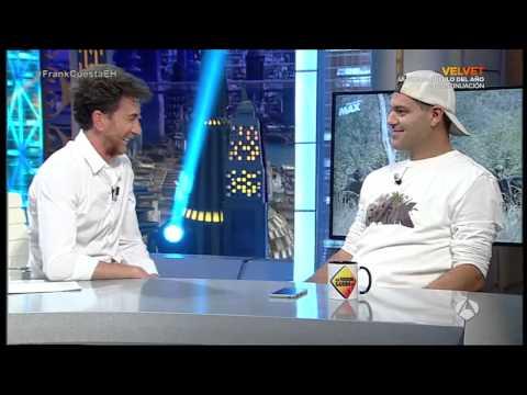 Entrevista - Frank Cuesta en el Hormiguero - Parte 1