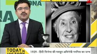 Download DNA: Today In History| 1 June 2017 3Gp Mp4