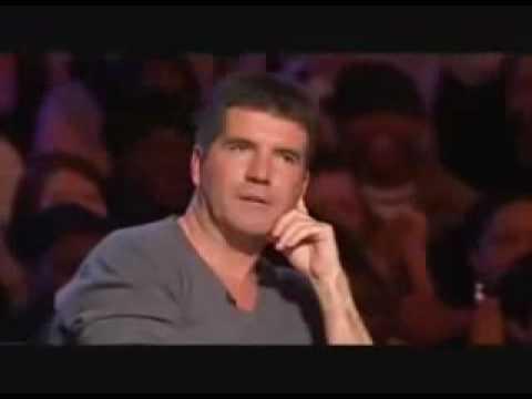 Yetenek sizsiniz  - Michael Jackson Dansı ( Britains got talent )