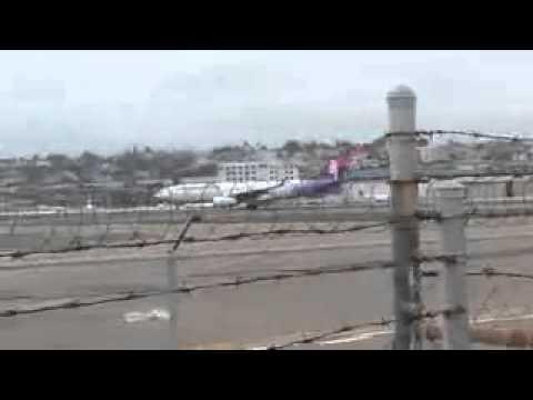 [raw]16 year old stowaway survives unharmed in wheel well of California Hawaii flight