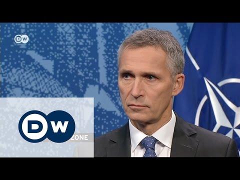 Жесткое интервью DW с генсеком НАТО - Conflict Zone