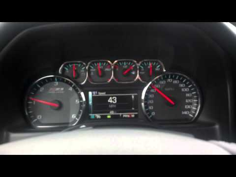The all new 2014 Chevrolet Silverado Z71 4x4 test drive fully loaded interior shots