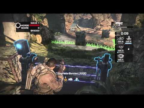 Gears of War 3: Horde 2.0 Briefing Video