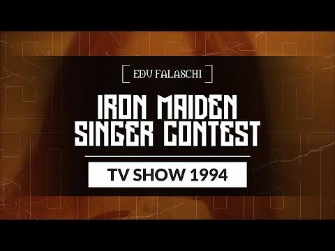 Iron Maiden Singer Candidates on Sabado Show