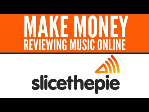 Slice the Pie: How to Make Money Reviewing Music Online