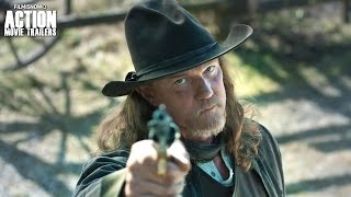 Stagecoach: The Texas Jack Story Trailer - Trace Adkins Action Movie [HD]