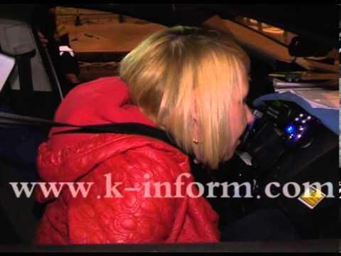Пьяная дама устроила конфликт с ИДПС