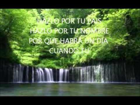 Hall of fame-letra español