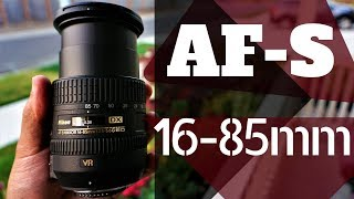 AF-S DX NIKKOR 16-85mm F3.5-5.6G ED VR Lens Review | Nikon D7500 + Overview + Versatile Zoom Lens