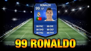 FIFA 15 - THE REAL 99 RATED RONALDO (TOTY)