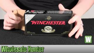 Winchester Ammo 270 Winchester Short Mganum 150 Grain Ballistic Silvertip Per 20 SBST2705A Unboxing