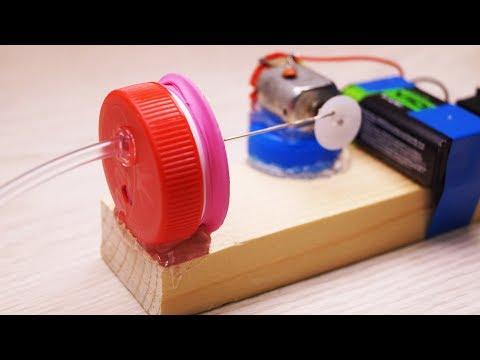 Как сделать мини компрессор своими руками