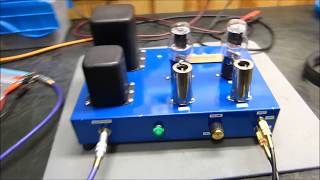 Part 3 - Vacuum Tube Headphone Amplifier Using Vintage WWII 1626 Triode