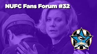 NUFC Fans Forum #32: Amanda Staveley's On The Cans