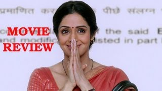 English Vinglish - English Vinglish - Exclusive Movie Review - Sridevi