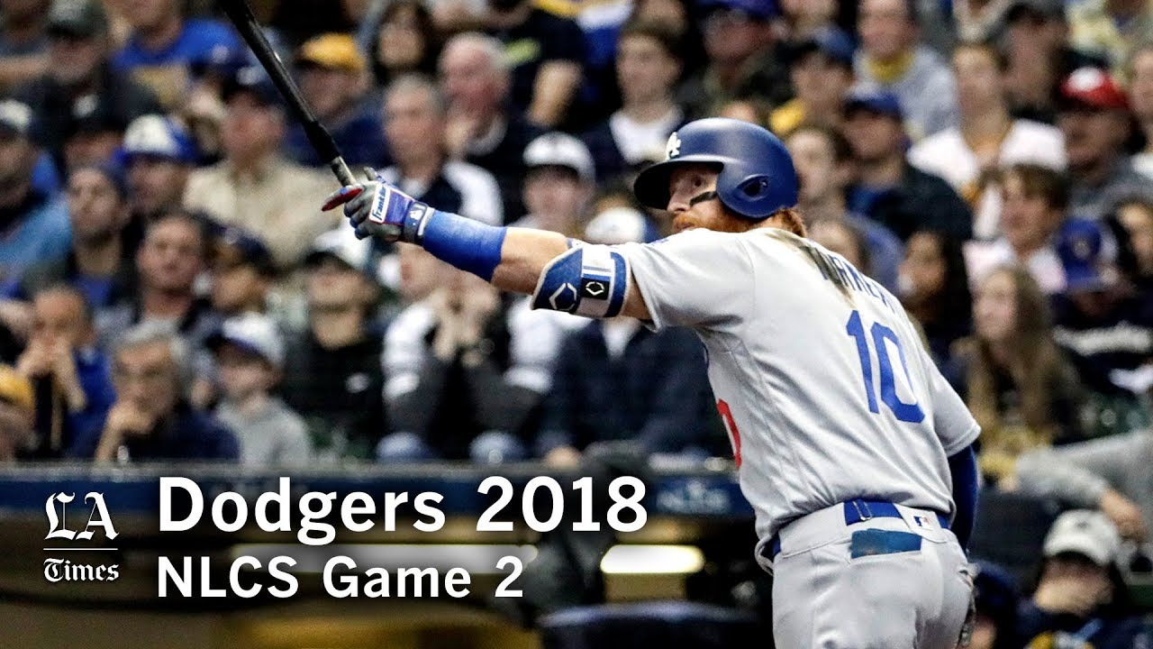 Dodgers NLCS 2018: Justin Turner Saves Game 2 of the NLCS