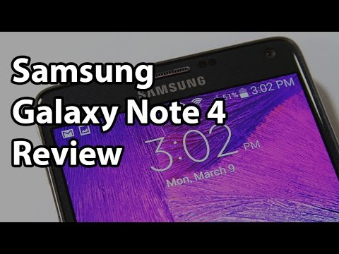Samsung Galaxy Note 4 Review (N910C) - Exynos and S Pens