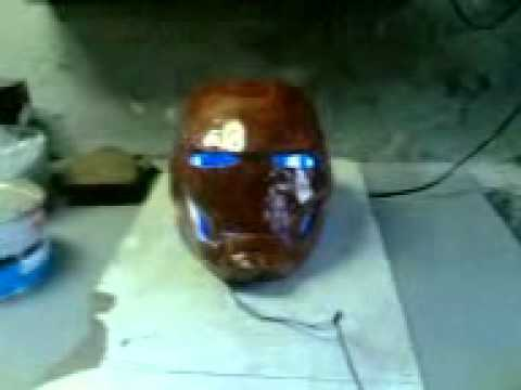 шлем Iron Man 2 How To Save Money And Do It Yourself!