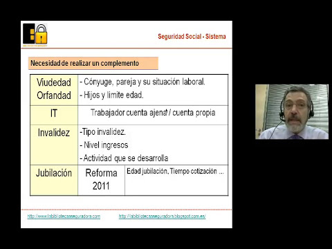 Seguridad Social Sistema Video