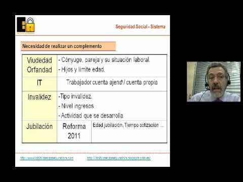 Seguridad Social Sistema Video