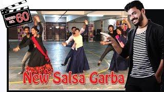 LEARN SALSA COUPLE GARBA DANCE STEPS       NAVRATRI 2017    www.sathiyagarba.com