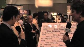 Asahi Glass Co. - Display Week 2012