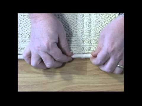Instabind Carpet Binding Instructions - Regular Binding