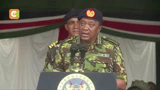 KDF to remain in Somalia