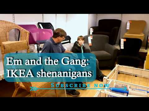 IKEA Shenanigans - Join us on Patreon!!