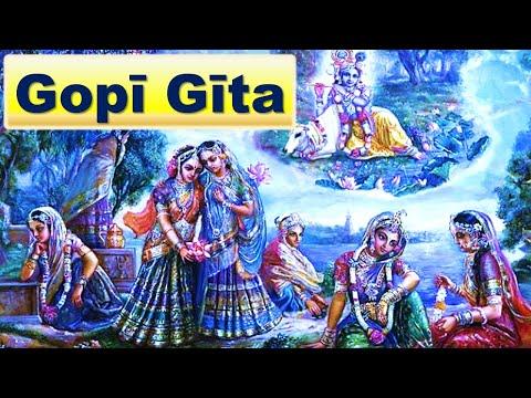 Gopi Gita (Gopis song of separation from Lord Krishna) SUNG BY: YASHODA KUMAR DASA