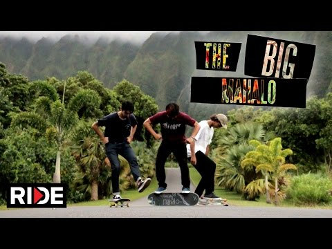 Big Mahalo Video 2015 - Full Video on RIDE