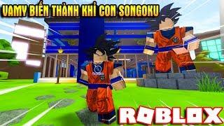 ROBLOX   Khỉ Con SONGOKU Vamy Xây Trụ Sở Chiến Đấu Với Kẻ Địch   🎉 Anime Tycoon ⚔️   Vamy Trần