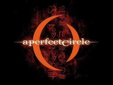 A Perfect Circle - Renholder