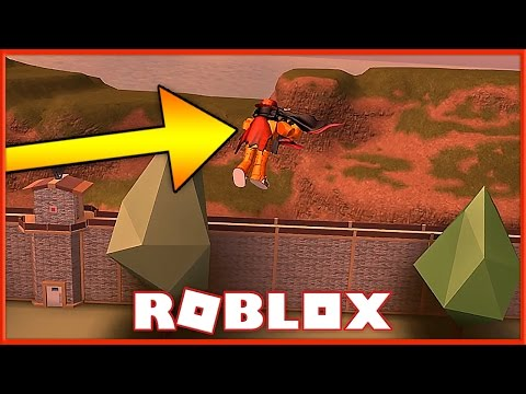 HOW TO JUMP GLITCH IN JAILBREAK! (Roblox)
