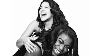 Actors on Actors: Uzo Aduba and Gina Rodriguez (Full Version)