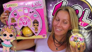 LOL SURPRISE CONFETTI POP 🤷‍ Display 👭 L.O.L. FIGUREN auspacken | Teil 1 deutsch
