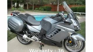 motosheets - 2005 Kawasaki Concours Base Specification and Review