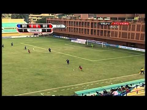 Hero Fed Cup 2014 -  2015 BENGALURU FC (1) vs SHILLONG LAJONG FC (0)