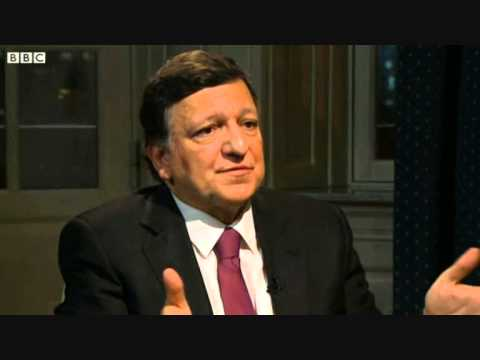 Barroso on Scotland's EU membership