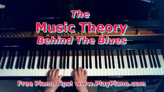 The Music Theory Behind The Blues: What Is It?