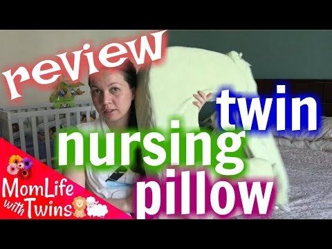 MY BREST FRIEND TWIN NURSING PILLOW REVIEW   WORTH IT?