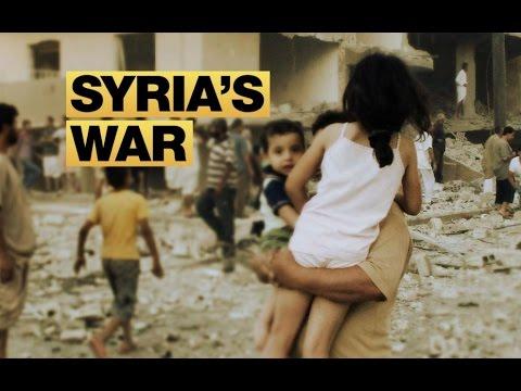 Death of Aleppo   Al Jazeera World