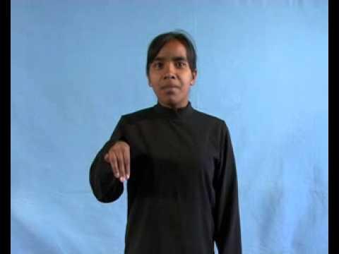 Wikisigns - Langue de Signes Malgache - Mianàra Tenin'ny Tanana01 3162