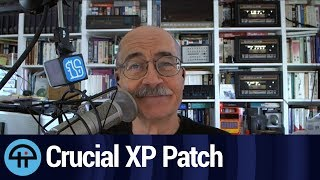 Crucial Patch for Windows XP
