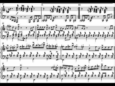 Cesar Camargo Mariano - Curumim (Piano Transcription)